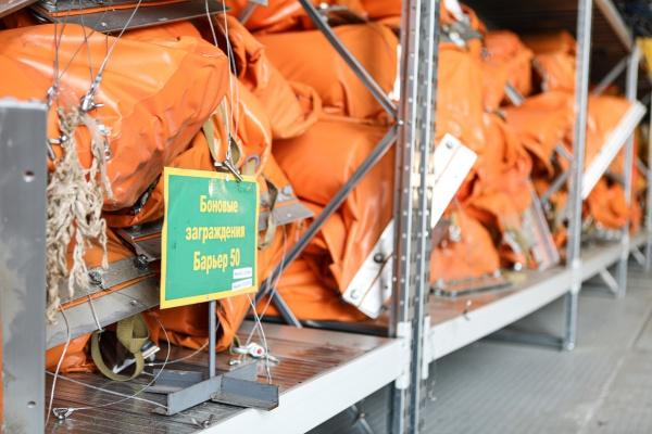 Транснефть – Сибирь, завод по разведению рыб ценных пород(2021) Фото: ТН-Сибирь