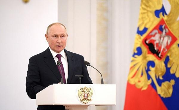 Владимир Путин(2021)|Фото: kremlin.ru