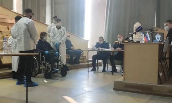 Тимур Бекмансуров, избрание меры пресечения, суд(2021)|Фото: t.me/edaperm