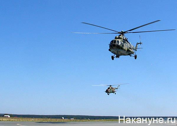 вертолет ми-8 Фото: Накануне.ru