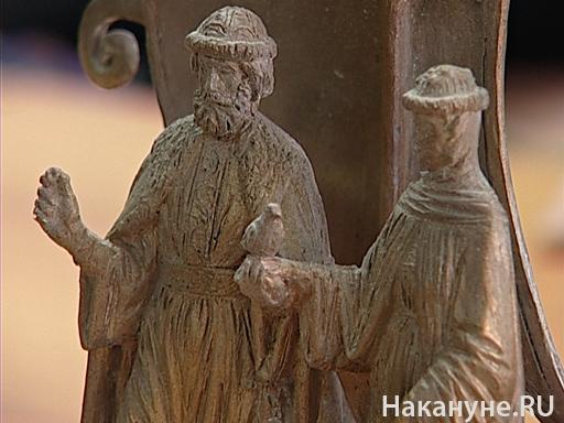 памятник статуэтка петр и феврония муромские|Фото: Накануне.RU
