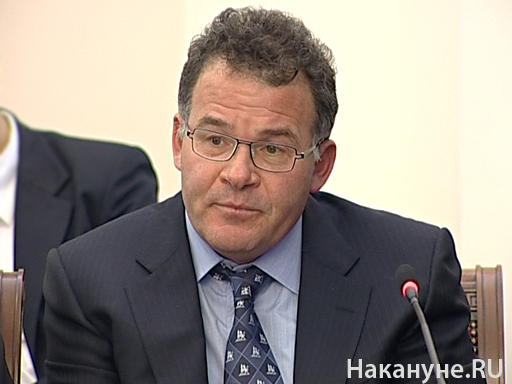 заместитель главы Екатеринбурга Владимир Тунгусов|Фото: Накануне.RU