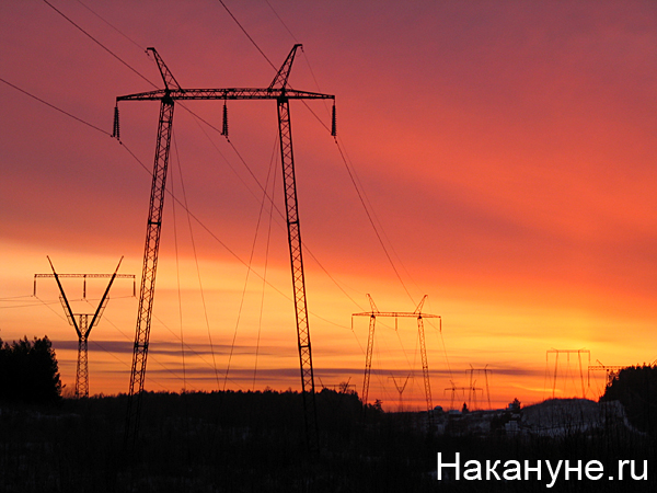 энергетика электричество лэп|Фото: Накануне.ru
