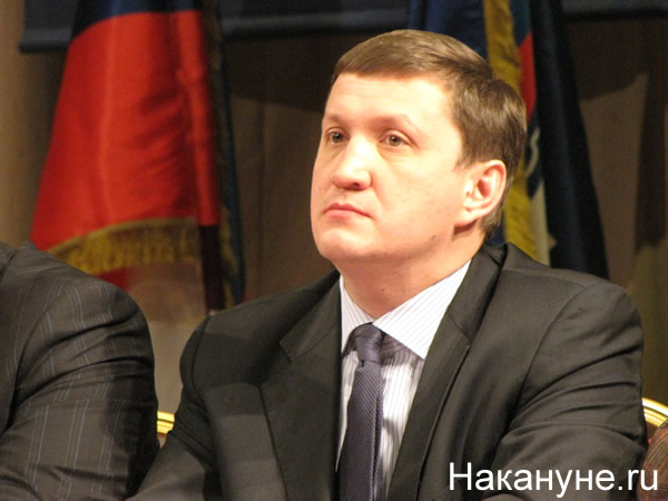 Руководитель администрации губернатора Свердловской области Вячеслав Лашманкин Фото:Накануне.RU