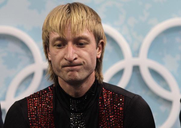 Евгений Плющенко завоевал серебряную медаль на Олимпийских играх в Ванкувере|Фото: AP