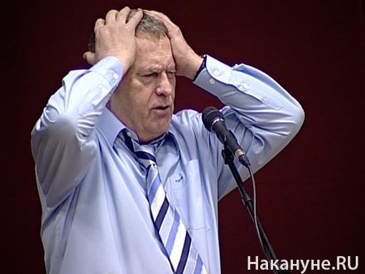 Владимир Жириновский, вице-спикер Госдумы РФ|Фото: Накануне.RU