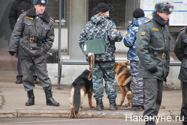 кинологи лубянка метро москва теракт|Фото:Накануне.RU