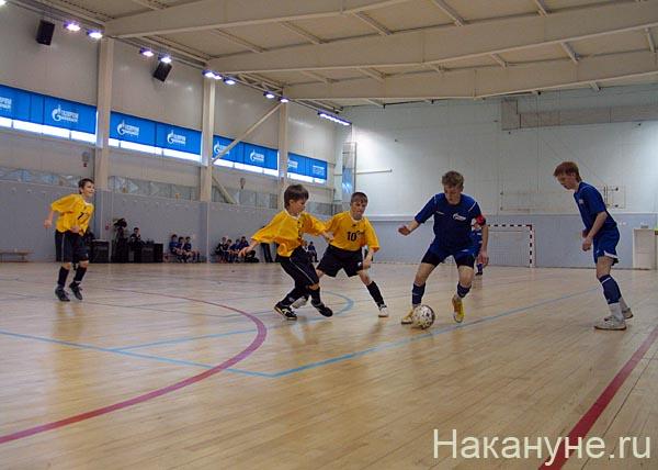 детский мини-футбол матч игра(2010)|Фото: Накануне.ru