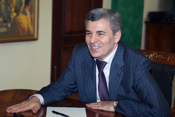 Арсен Баширович Каноков, президент Кабардино-Балкарской Республики|Фото: Пресс-служба КБР