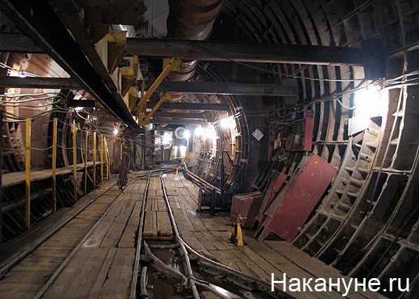 екатеринбург метрополитен строительство(2010)|Фото: Накануне.ru