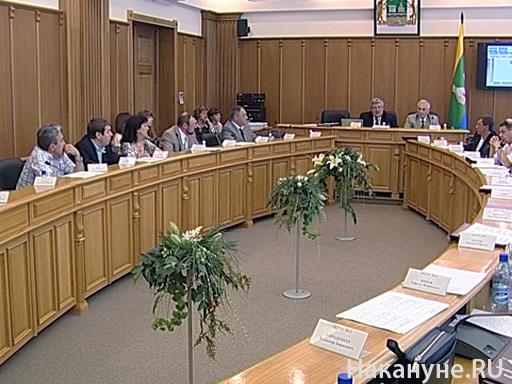 Екатеринбургская городская дума, заседание|Фото: Накануне.RU