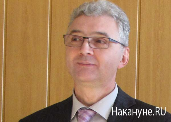 вице-мэр Екатеринбурга Александр Якоб Фото: Накануне.RU