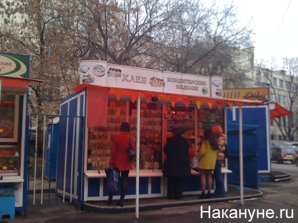 киоски, москва(2010)|Фото:Накануне.RU