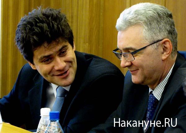 Александр Высокинский Александр Якоб|Фото: Накануне.RU