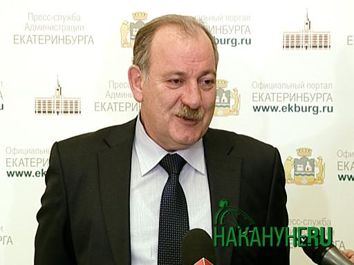 вице-мэр Екатеринбурга Евгений ЛИПОВИЧ|Фото:nakanune.ru