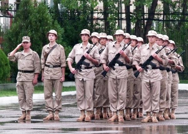 новая летняя военная форма армия солдаты|Фото: Пресс-служба Центрального военного округа
