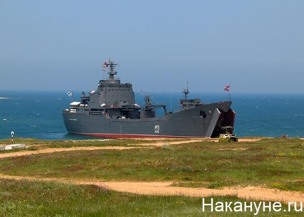 севастополь черноморский флот корабль|Фото: Накануне.ru