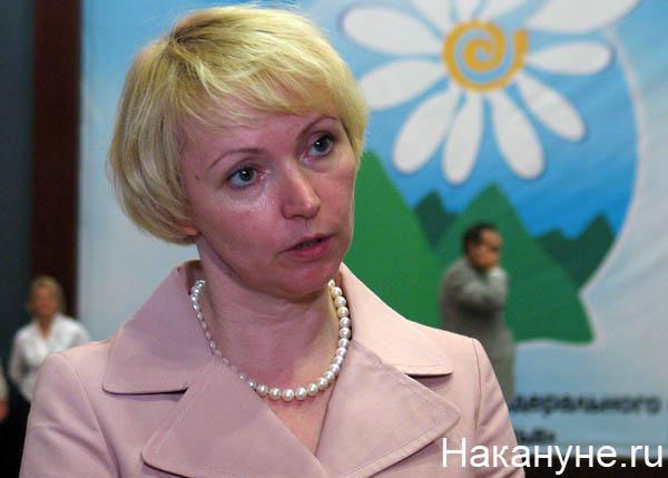 гехт ирина альфредовна министр социальных отношений челябинской области(2011) Фото: Накануне.ru