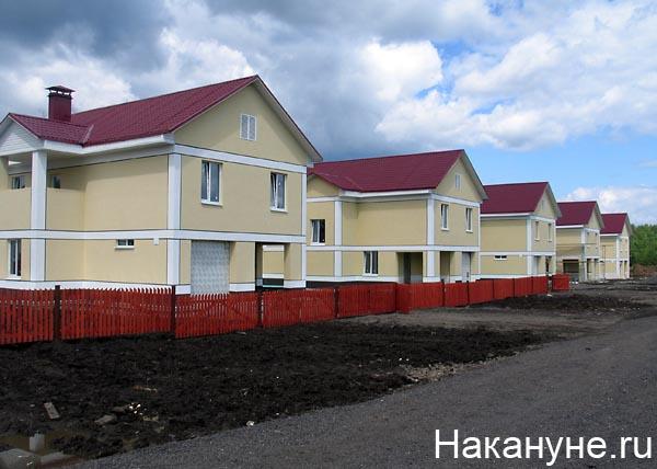 строительство коттедж поселок(2011)|Фото: Накануне.ru