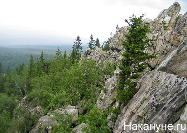 хребет таганай Фото: Накануне.ru
