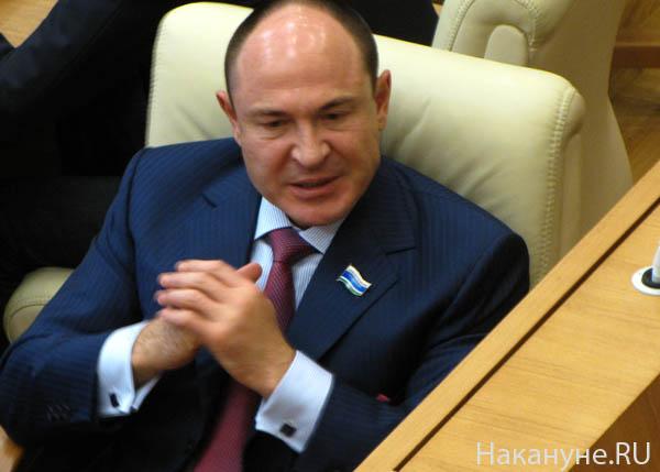 депутат заксобрания свердловской области валерий савельев|Фото: Накануне.RU