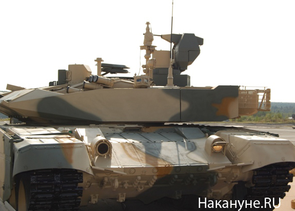 модернизированный танк Т-90С|Фото: Накануне.RU