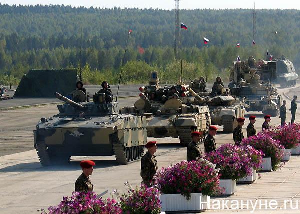 нижний тагил выставка вооружений 2011|Фото: Накануне.ru