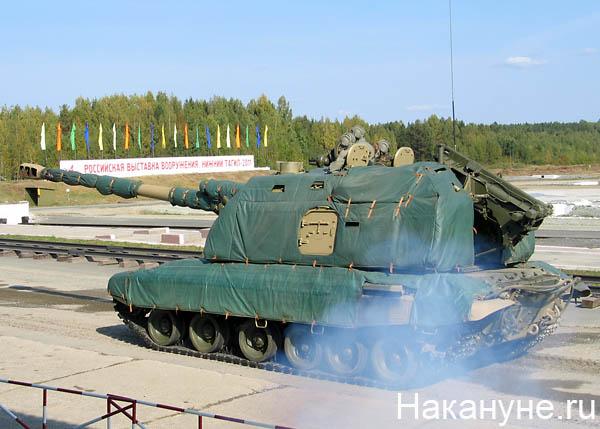 российская выставка вооружений нижний тагил сау мста|Фото: Накануне.ru