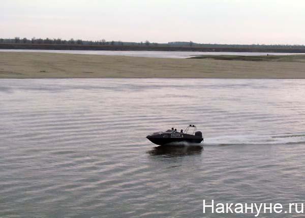 река моторная лодка браконьер (2011) | Фото: Накануне.ru