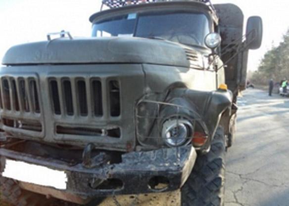 зил, грузовик|Фото: ugibddso.ru