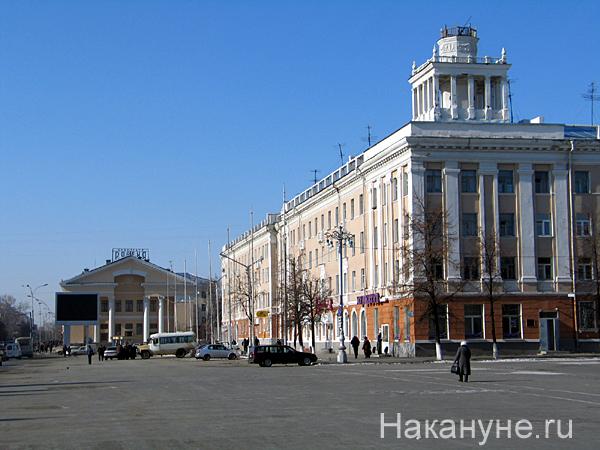 курган улица ленина(2004)|Фото: Накануне.ru