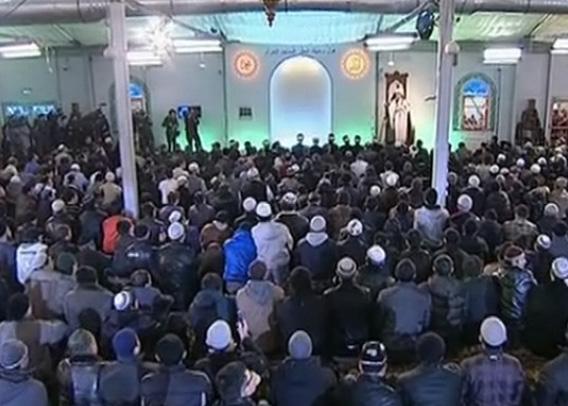 курбан-байрам, москва, мусульмане, ислам, мечеть Фото: vesti.ru