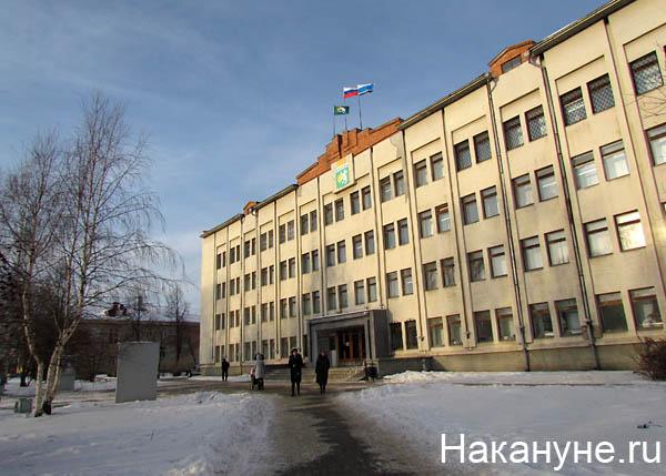 березовский аминистрация городского округа(2011) Фото: Фото: Накануне.ru