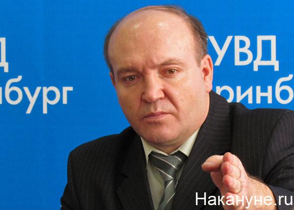 горелых валерий николаевич начальник пресс-службы гувд свердловской области(2012)|Фото: Накануне.ru