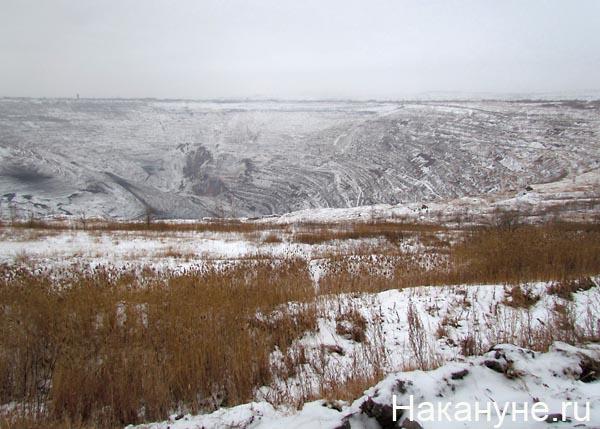 коркино угольный карьер|Фото: Накануне.ru