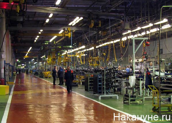 миасс уралаз цех конвейер(2012) Фото: Накануне.ru