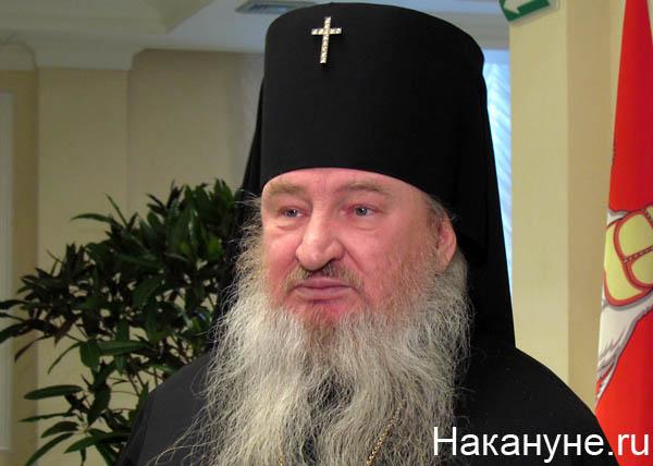 феофан (ашурков) архиепископ челябинский и златоустовский Фото: Накануне.ru