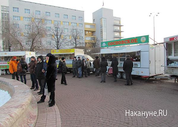 сельскохозяйственная ярмарка екатеринбург площадь труда|Фото: Накануне.RU