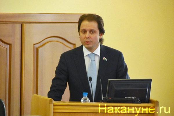 депутат Тюменской областной думы Владимир Сысоев ЛДПР |Фото: Накануне.RU