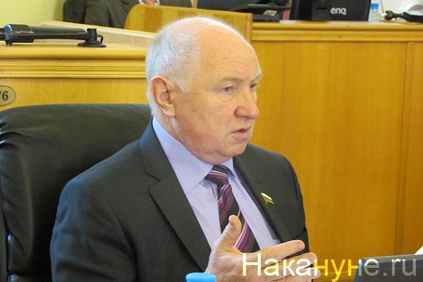 депутат тюменской областной думы Николай Барышников|Фото: Накануне.RU