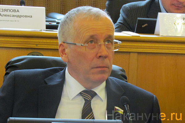 депутат тюменской областной думы Сергей Дубровин|Фото: Накануне.RU