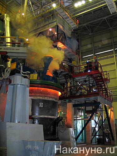 челябинский металлургический комбинат оао мечел плавильная печь|Фото: Накануне.ru