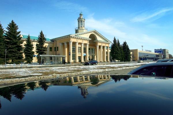 аэропорт Челябинск|Фото:gubernator74.ru