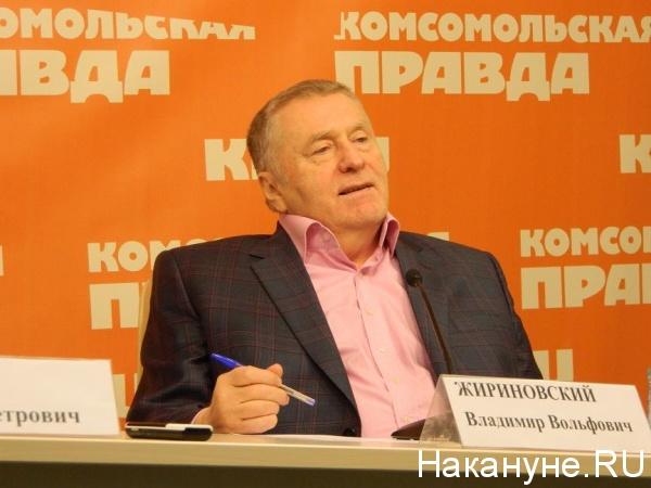 Владимир Жириновский|Фото: Накануне.RU