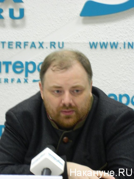Егор Холмогоров|Фото: Накануне.RU