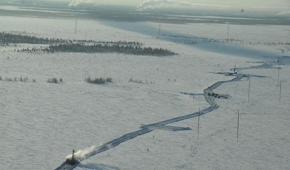 автодорога надым-салехард, строительство|Фото: правительство.янао.рф
