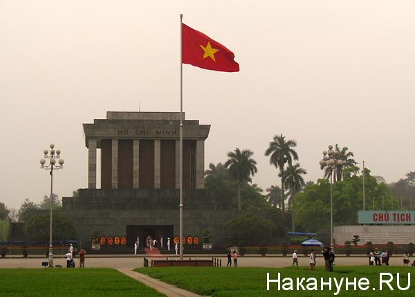 ханой вьетнам мавзолей хо ши мина|Фото: Накануне.ru