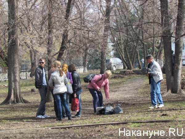 ульяновск, субботник|Фото: Накануне.RU