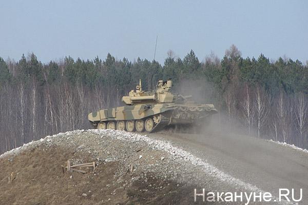 танк Т-90С|Фото: Накануне.RU