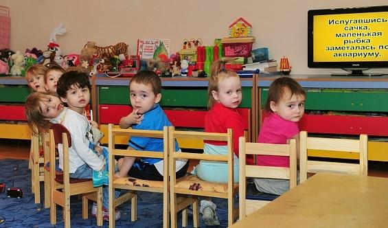частный детский сад салехард дети|Фото: правительство.янао.рф